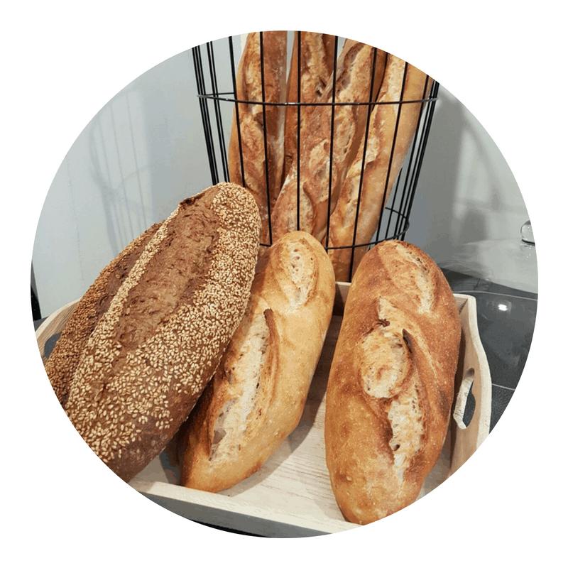 brood croissants DS Patisserie