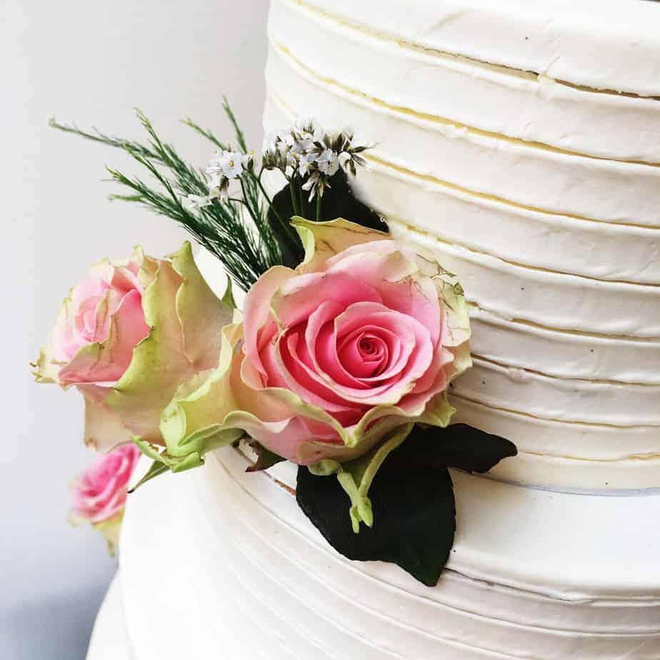 bruidstaart DS Patisserie