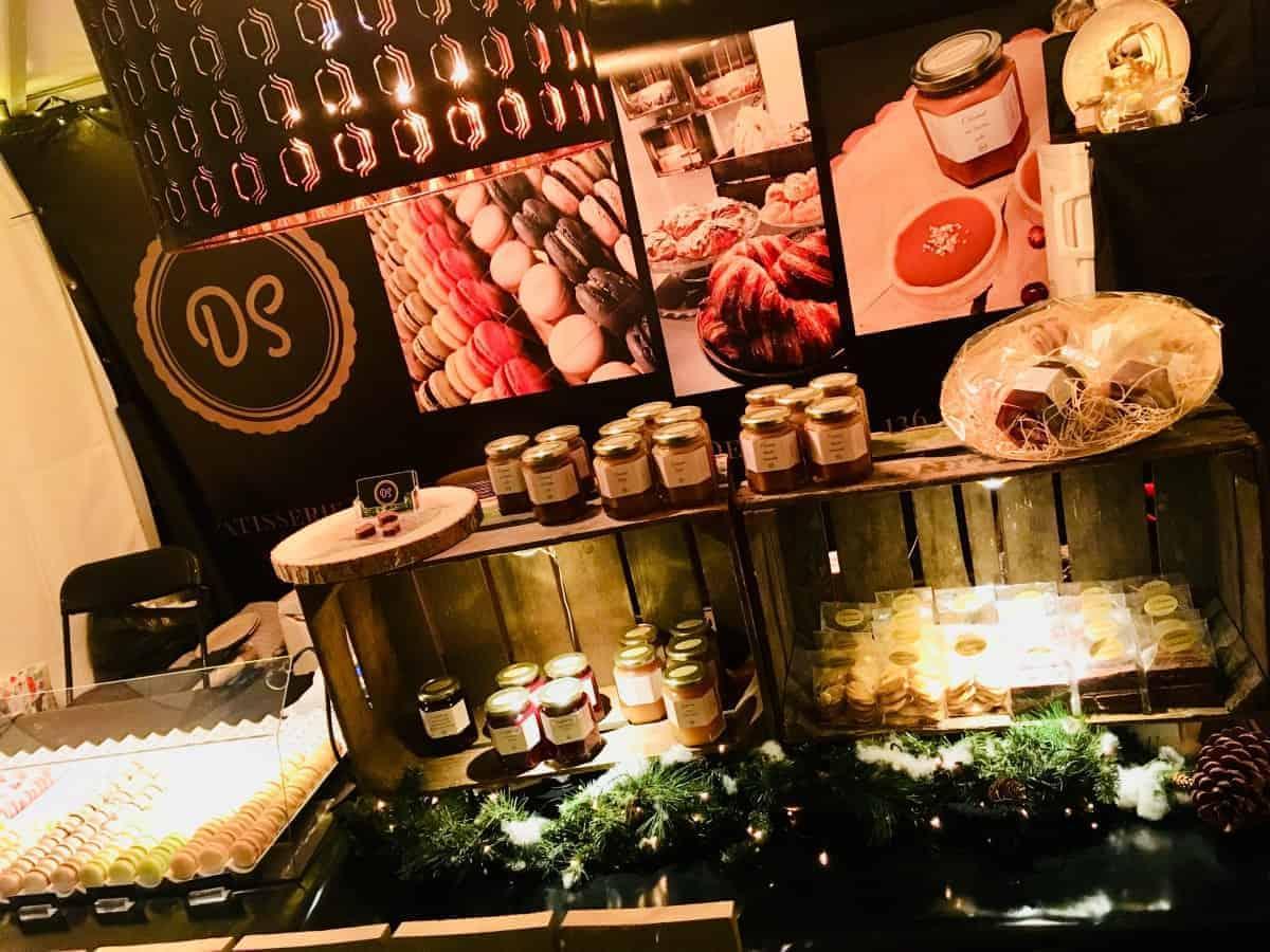 Kerstmarkt Royal Christmas Fair Den Haag DS Patisserie