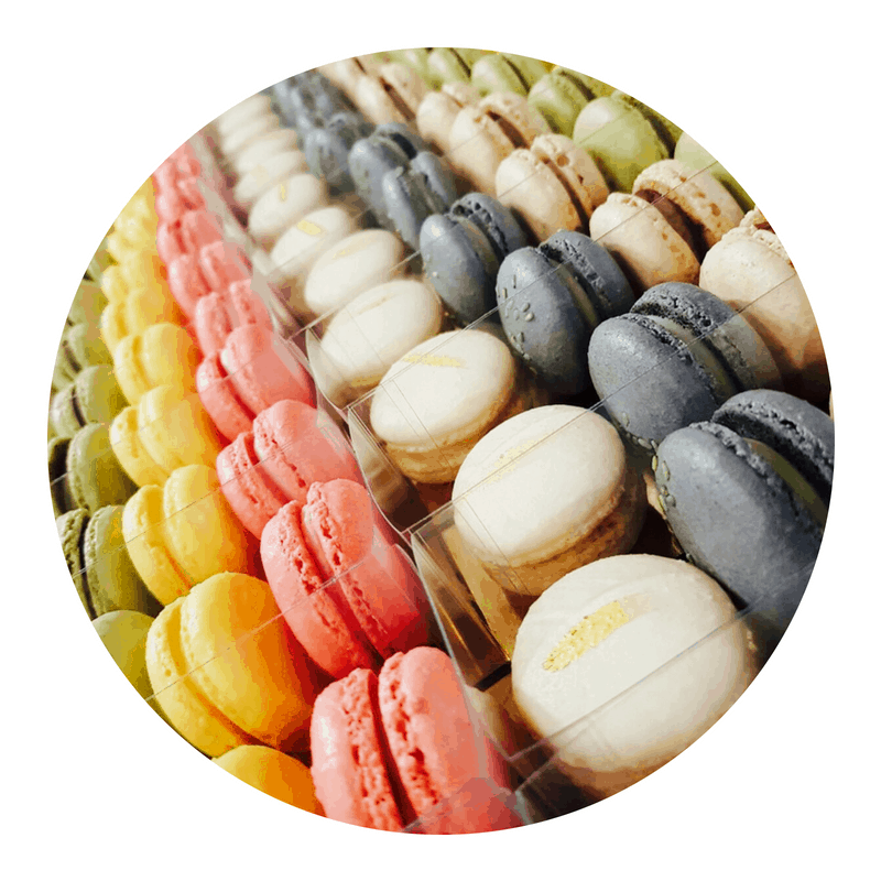 macarons DS Patisserie