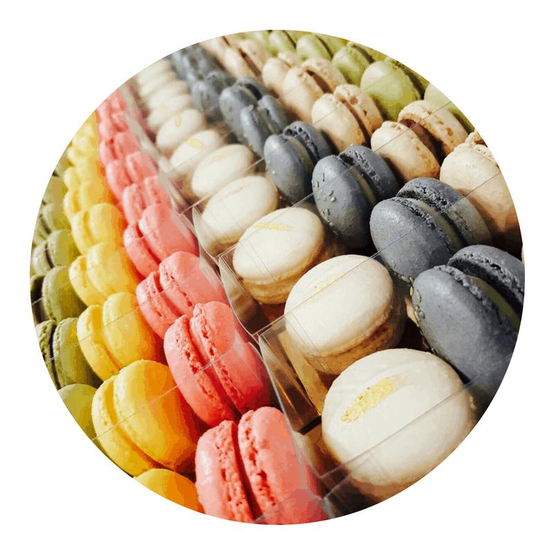 macarons den haag