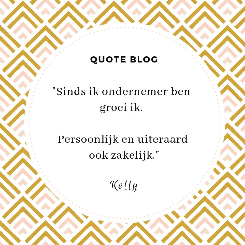 Quote in blog: Waarom begin ik een blog?