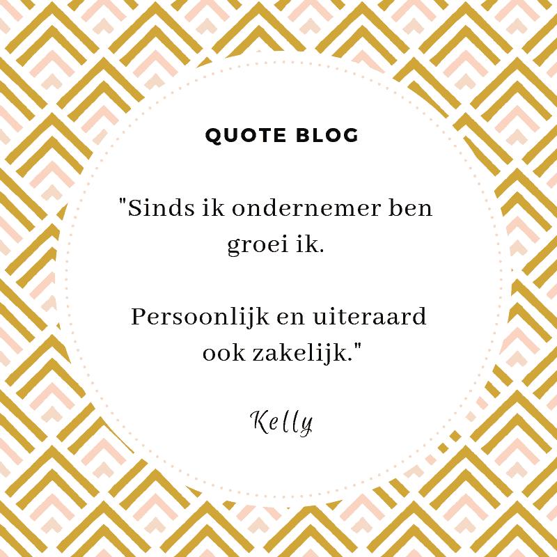 Quote in blog: Waarom begin ik een blog?