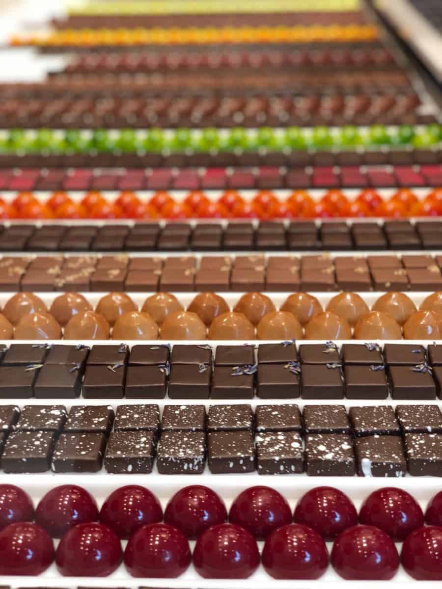 Joost Arijs antwerpen chocolade compleet