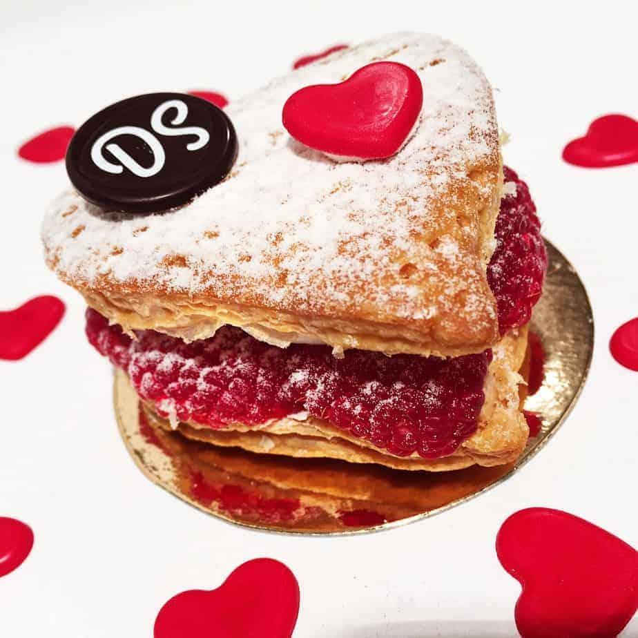 Valentijnsdag DS Patisserie Den Haag