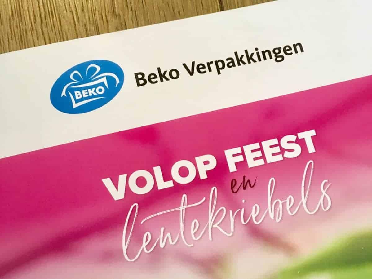 Catalogus BEKO Verpakkingen