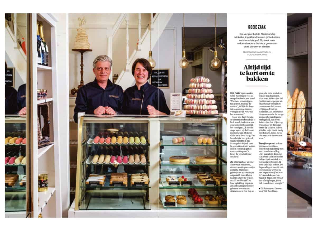 AD Magazine DS Patisserie Goeie Zaak